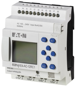 ohjelmoitava rele easy e4-ac-12rc1